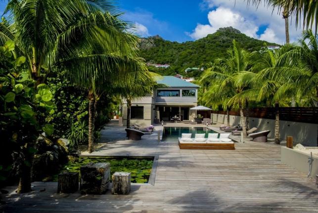 St Barts Villa K St Barts Rental Villa - Image 1 - Petit Cul de Sac - rentals