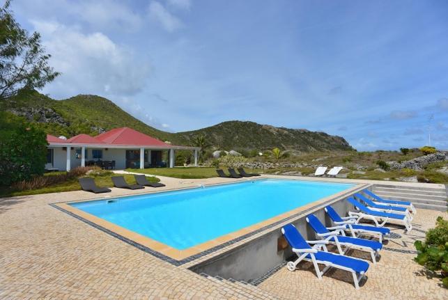 Villa Caribbean Breeze St Barts Rental Villa Caribbean Breeze - Image 1 - Pointe Milou - rentals