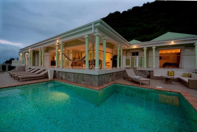Villa Ushuaia St Barts Rental Villa Ushuaia - Image 1 - Pointe Milou - rentals