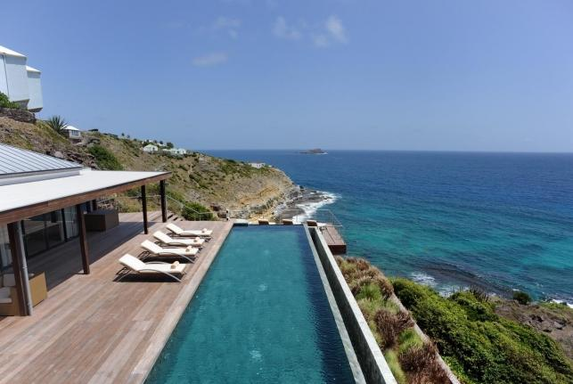 Villa Seascape St Barts Vacation Rental Villa - Image 1 - Salines - rentals