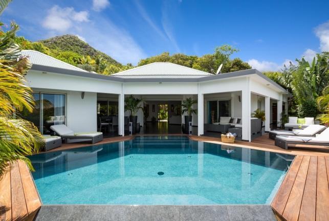Villa Carmen St Barts Rental Villa Carmen - Image 1 - Salines - rentals