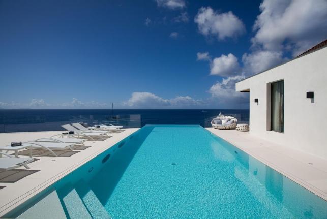 St Barts Vacation Villa Vitti Shell Beach - Image 1 - Saint Barthelemy - rentals