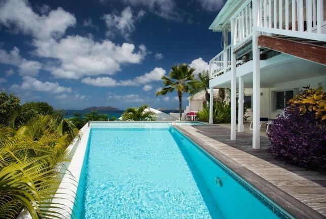 Villa Luz St Barts Rental Villa Luz - Image 1 - World - rentals