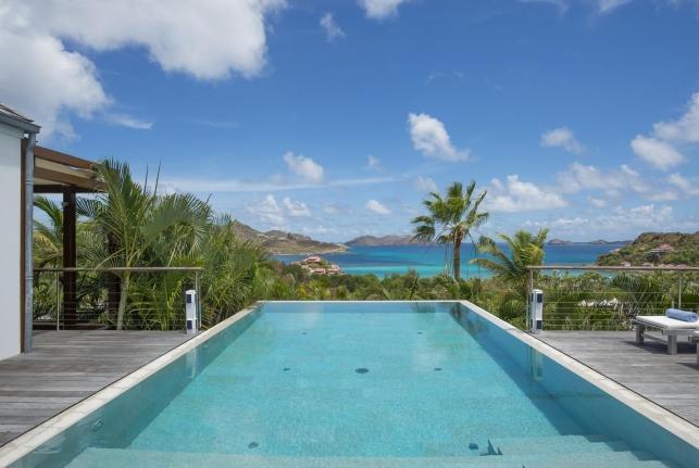 Villa Nikki St Barts - Image 1 - Pointe Milou - rentals