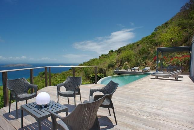 Villa Axis St Barts Rental Villa Axis - Image 1 - Saint Barthelemy - rentals