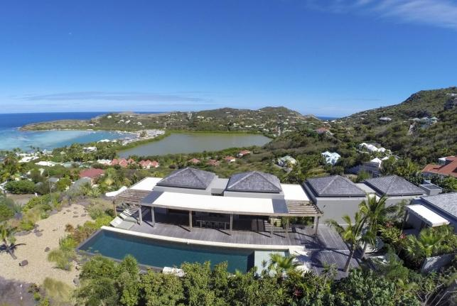 Villa Imagine St Barts Rental Villa Imagine - Image 1 - Saint Barthelemy - rentals