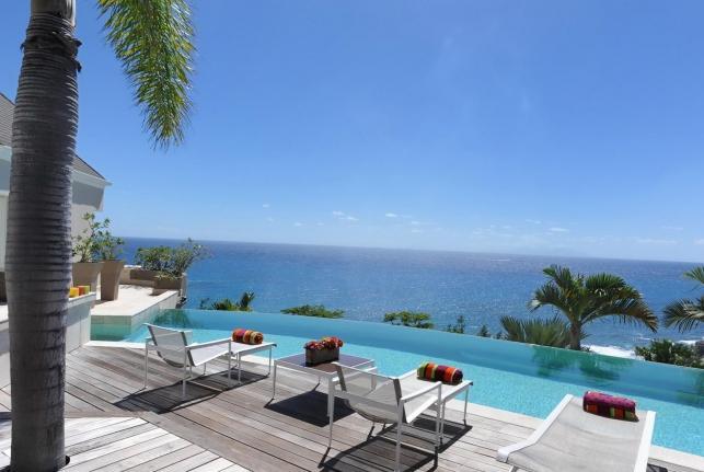 Villa Acamar St Barts Rental Villa Acamar - Image 1 - Anse Des Cayes - rentals