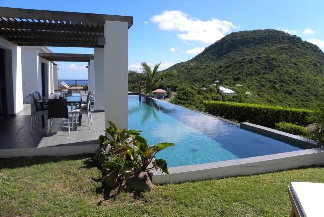 Villa Valley St Barts Rental Villa Valley - Image 1 - Gouverneur - rentals