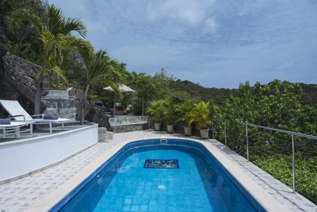 Villa Coral St Barts Rental Villa Coral - Image 1 - Gouverneur - rentals