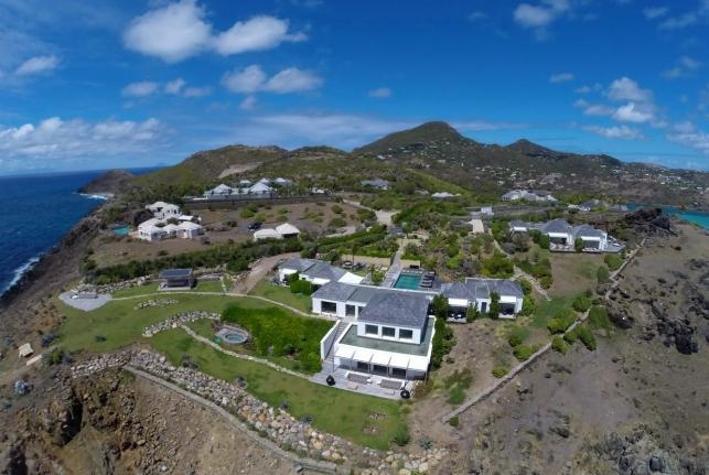 Villa Casa Del Mar St Barts Rental Villa Casa Del Mar - Image 1 - Flamands - rentals