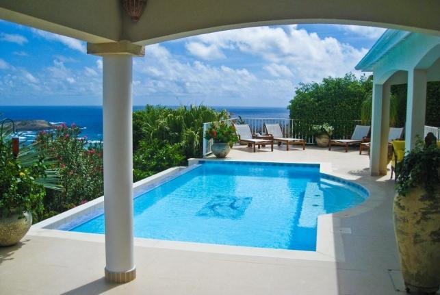 Villa Maracuja St Barts Rental Villa Maracuja - Image 1 - Anse Des Cayes - rentals