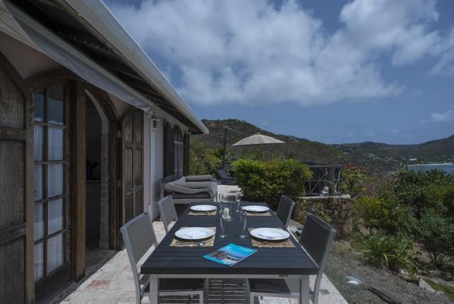 Villa Adage St Barts Rental Villa Adage - Image 1 - Gouverneur - rentals