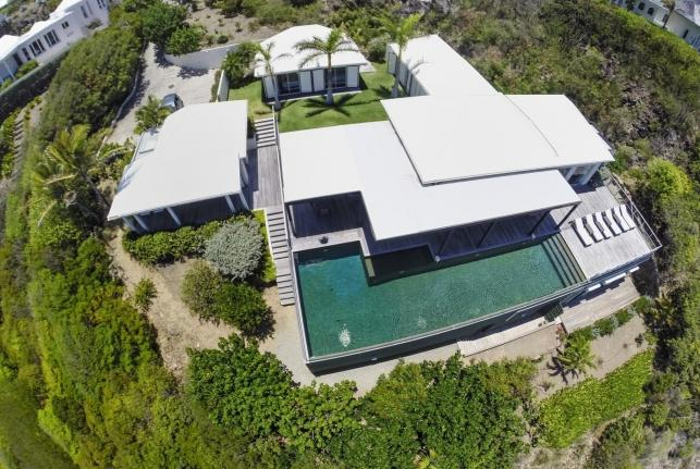 Villa Om St Barts Rental Villa Om - 1 - Image 1 - Anse Des Cayes - rentals