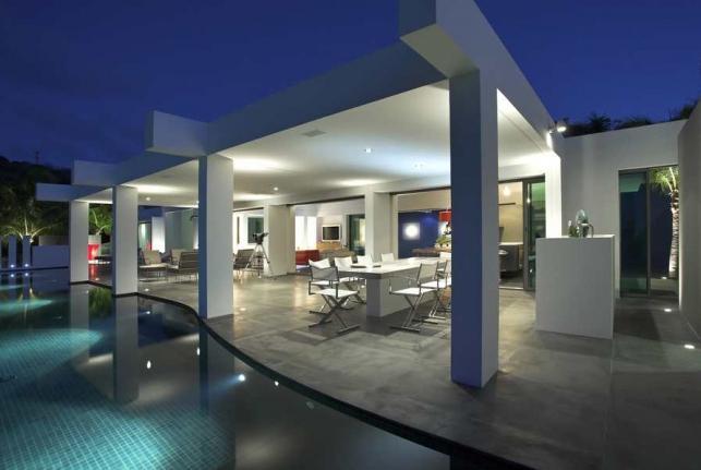 Villa Nirvana St Barts Rental Villa Nirvana - Image 1 - Toiny - rentals
