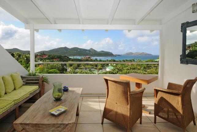 Villa Paradise View St Barts Rental Villa Paradise View - Image 1 - Saint Barthelemy - rentals