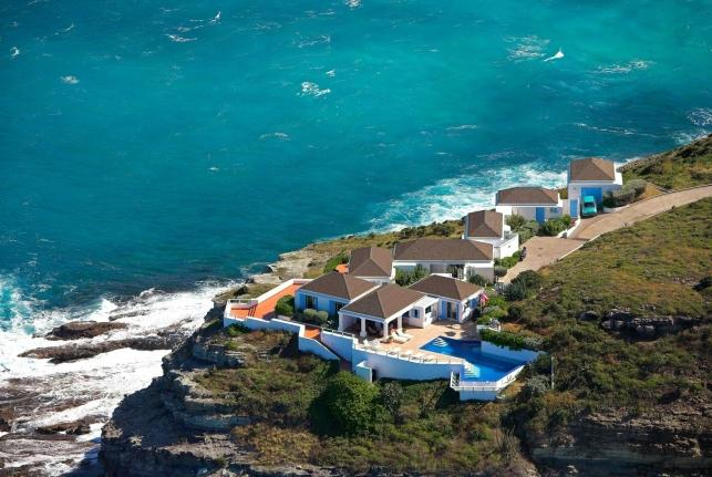 Villa Cap Au Vent St Barts Rental Villa Cap Au Vent - Image 1 - Vitet - rentals