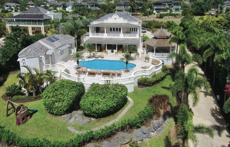Half Century House at Sugar Hill, Barbados - Ocean View, Pool - Image 1 - Sugar Hill - rentals
