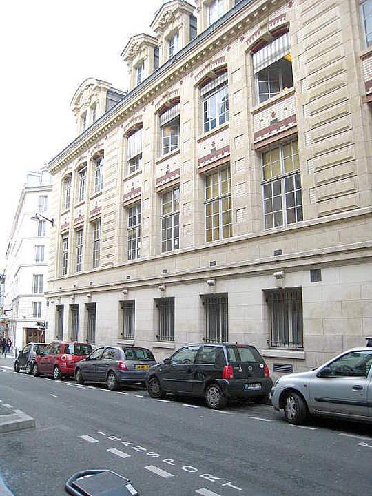 Immeuble - studio Apartment - Floor area 18 m2 - Paris 5° #10510653 - Paris - rentals
