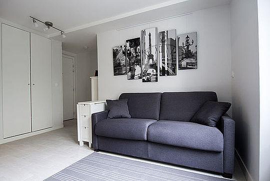 Sejour - 1 bedroom Apartment - Floor area 25 m2 - Paris 2° #20216884 - Paris - rentals
