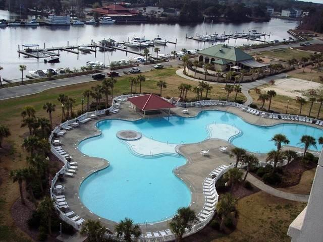 Yacht Club Villas #1-703 - Image 1 - North Myrtle Beach - rentals