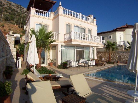 Relax at luxury Villa Jamera, Komurluk, Kalkan - Image 1 - Kalkan - rentals