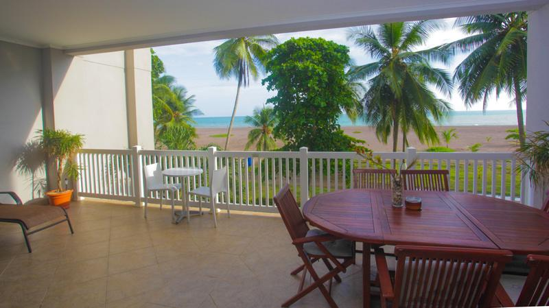 The Palms 203 Beach View - Image 1 - Jaco - rentals