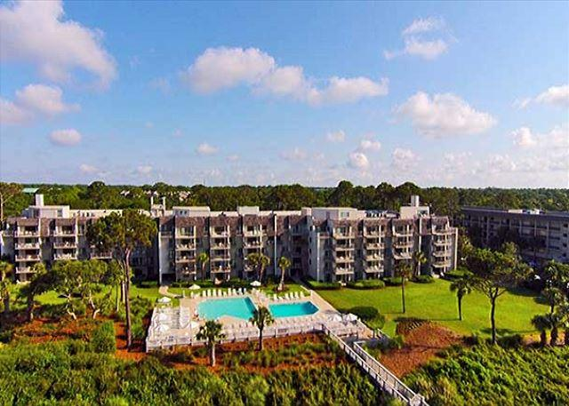Ocean One 120 - Beachside 1st Floor Condo - Image 1 - Hilton Head - rentals