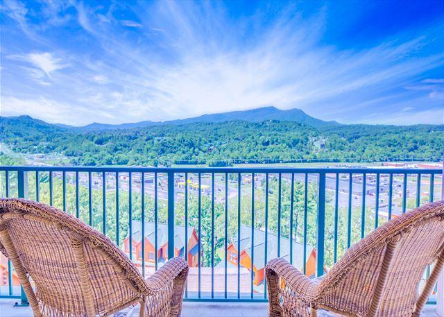 No fire damage Pinnacle Condo: 2BR Condo, Indoor Pool, Views, Sleeps 4 - Image 1 - Pigeon Forge - rentals