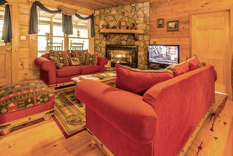 Moose Lodge - Moose Lodge - Blue Ridge - rentals
