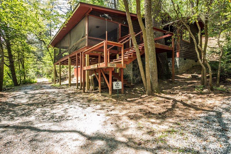 River's Edge -Your vacation begins here - Image 1 - Blue Ridge - rentals