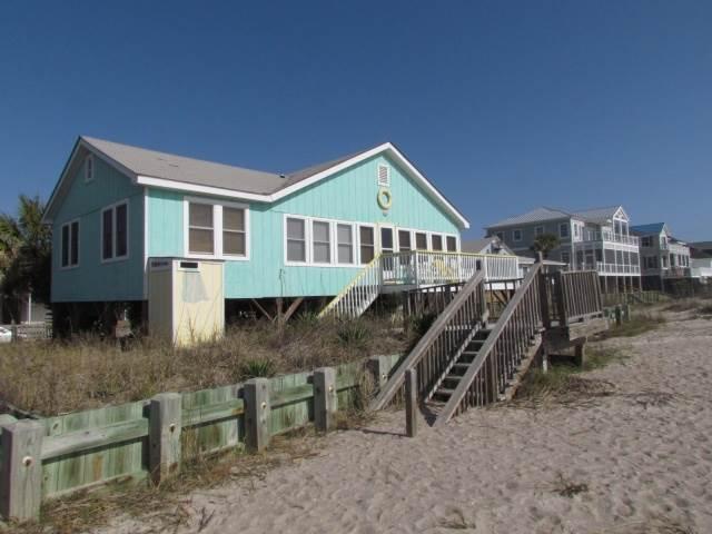 """714 Palmetto Blvd - """"L' Ultima Spiaggia"""" (Pal Pch) - Image 1 - Edisto Beach - rentals"""