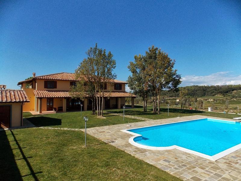 10 bedroom Villa in Terricciola, San Gimignano, Volterra and surroundings, Tuscany, Italy : ref 2294094 - Image 1 - Casciana Terme - rentals