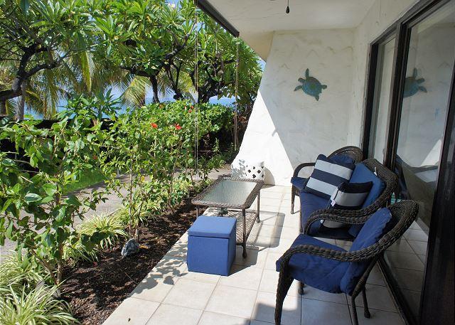 Ocean views from the Living Room of 1 Bedroom Deluxe at Casa De Emdeko 137 - Image 1 - Kailua-Kona - rentals