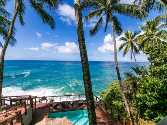 view - Free Economy Car* for Poipu Palms 204 - Second story 2 bedroom/2 bath oceanfront condo. - Poipu - rentals