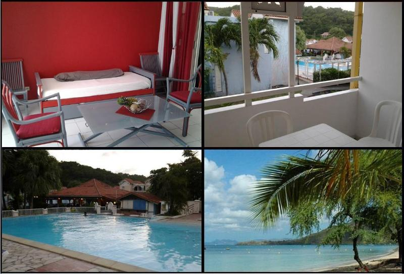 Your Condo in residence with pool on the R - Image 1 - Sainte-Anne - rentals
