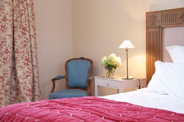 Le Pigeonnier's bedroom - La Cour Lalouette - Le Pigeonnier - Chamant - rentals