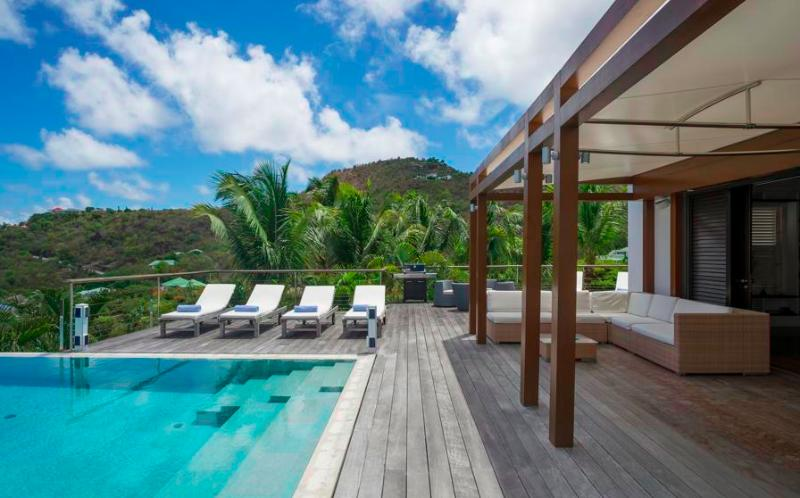 Nikki at Saint Jean, St. Barth - Ocean View, Walk To Beach, Perfect For Groups Of Friends - Image 1 - Lorient - rentals