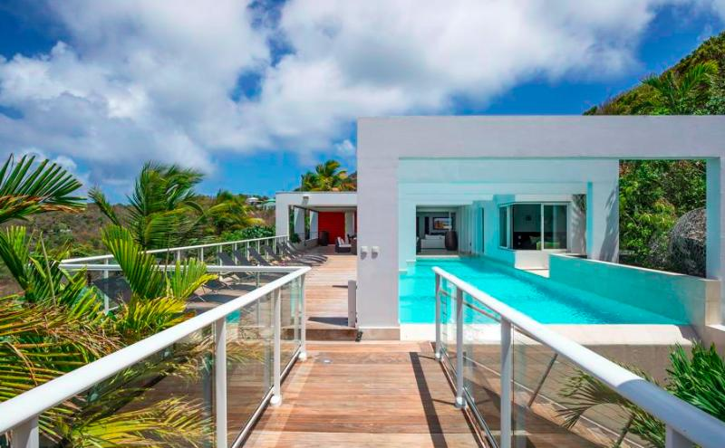 Eclipse at Vitet, St. Barth - Ocean View, Private, Gourmet Kitchen - Image 1 - Vitet - rentals