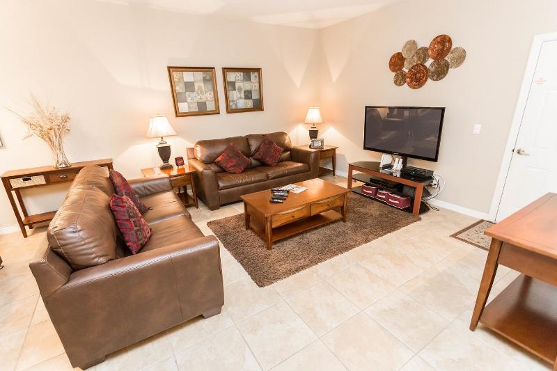 Living Room - Cozy Condo next to Walt Disney - Kissimmee - rentals