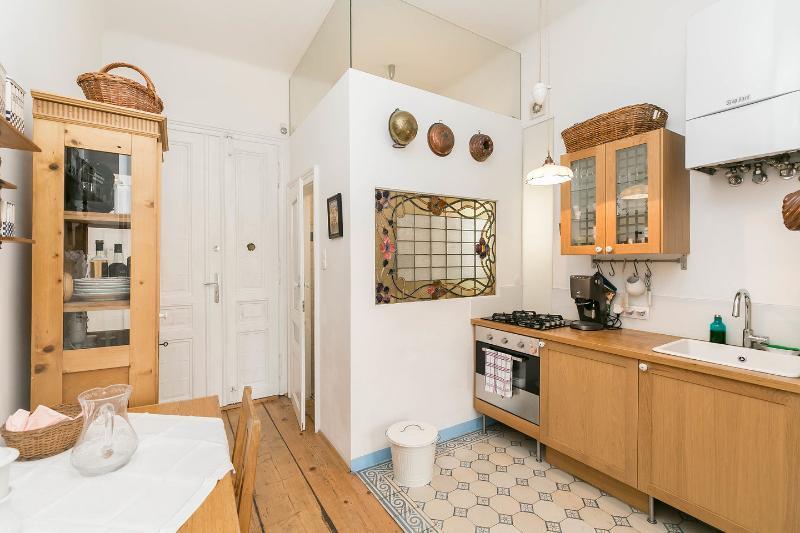 Kitchen - Vienna Feeling - Apartment Sophie - Vienna - rentals