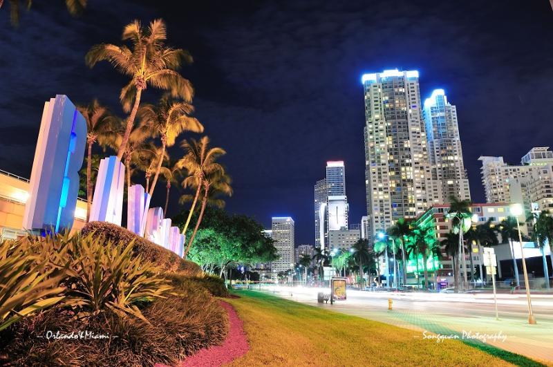 Vizcayne Towers, where the apt is !!! - Amazing Apt 2b/2b Ocean Views Dwntw Brickell WIFI - Coconut Grove - rentals