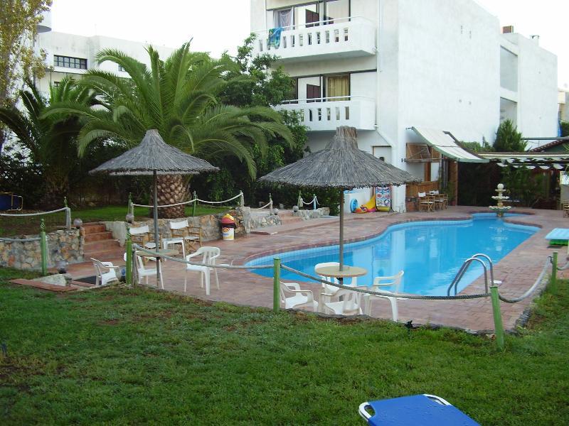 Garden view - Marinet Studios & Apartments Hersonissos Crete - Hersonissos - rentals