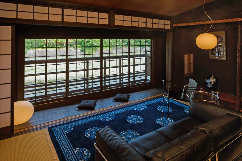 River side traditional  house Yaeya Toichi cho - Image 1 - Kyoto - rentals