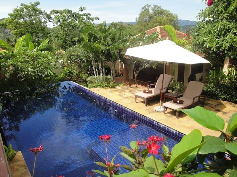 Samui Island Villas - Villa 188 (2 Bedroom Option) - Image 1 - Choeng Mon - rentals
