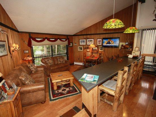 Gold Camp II Condo with Colorado Mountain Appeal, Minutes to Peak 8, Shuttle Access - Image 1 - Breckenridge - rentals