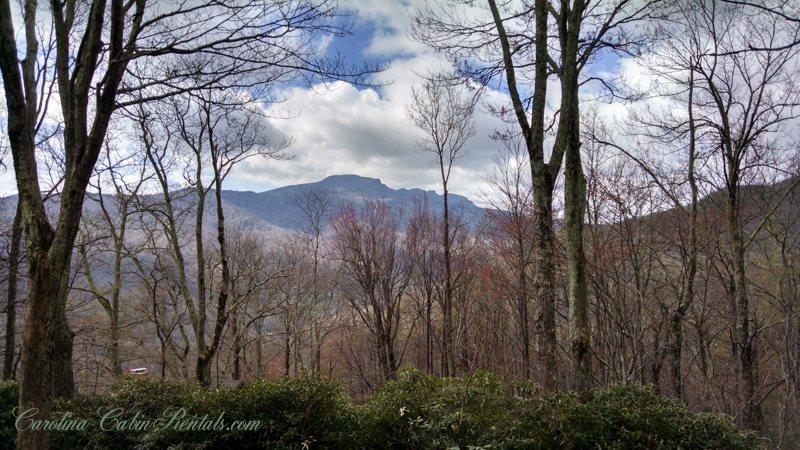 Amazing view of Grandfather Mountain. - Highcliff Hideaway - Seven Devils - rentals
