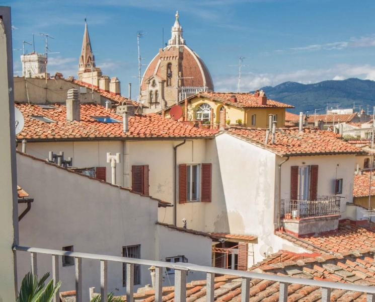 Vacation Rental with Roof Terrace View - Image 1 - Florence - rentals