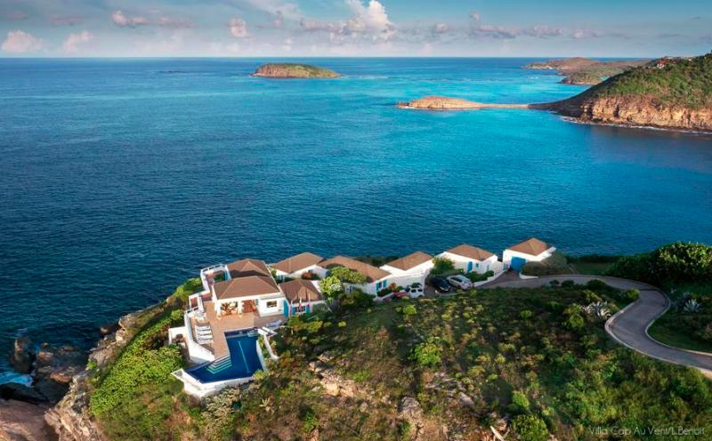 Cap Au Vent at Pointe Milou, St. Barth - Ocean View, Pool - Image 1 - Pointe Milou - rentals