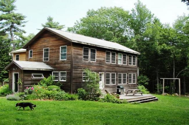 The House at Millbrook Falls - Image 1 - Bar Harbor - rentals