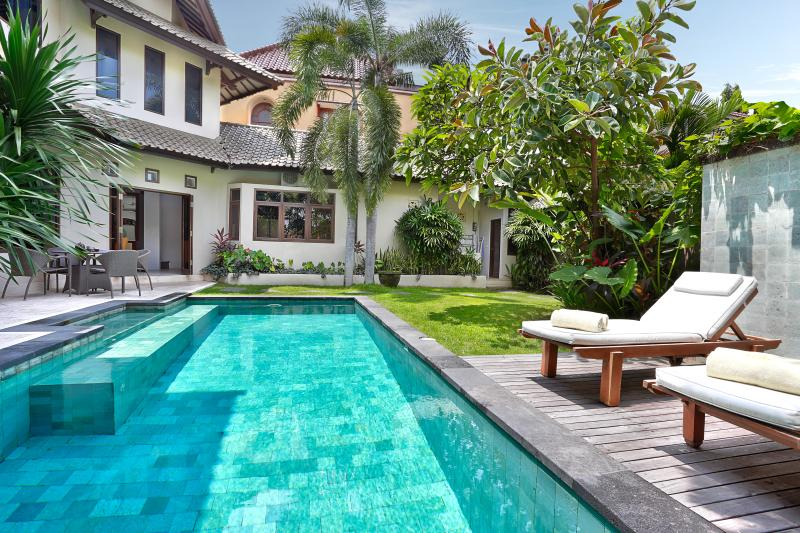 Villa Bedua - Luxury and style close to the action - Image 1 - Seminyak - rentals